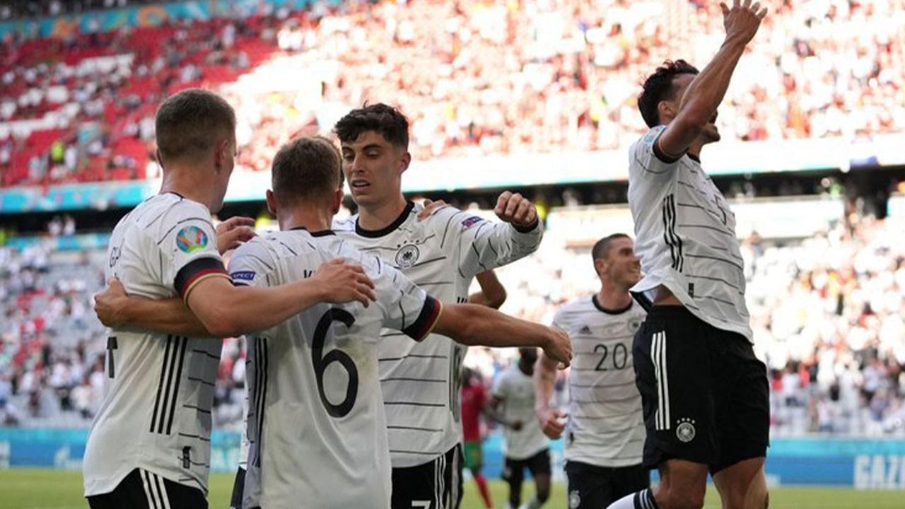 Portekiz 2 Almanya 4