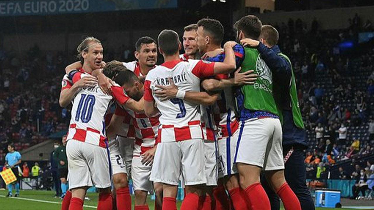 Hırvatistan 3 İskoçya 1