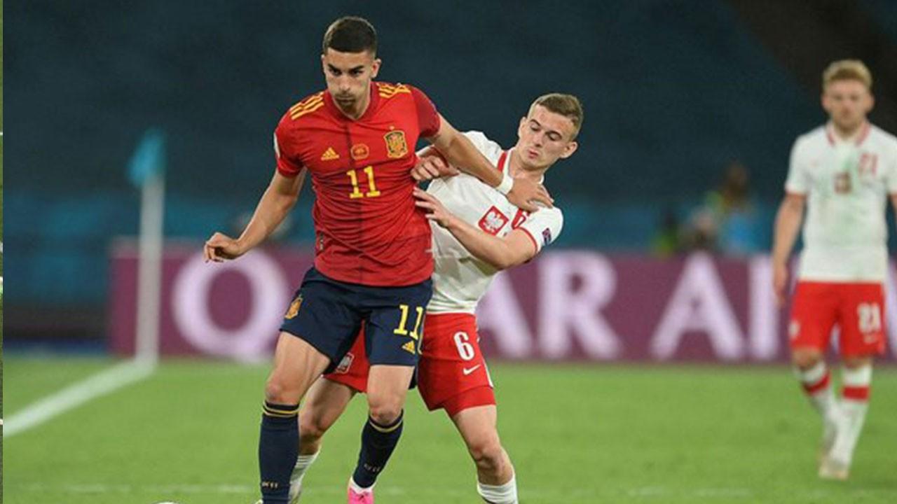 İspanya 1 Polonya 1