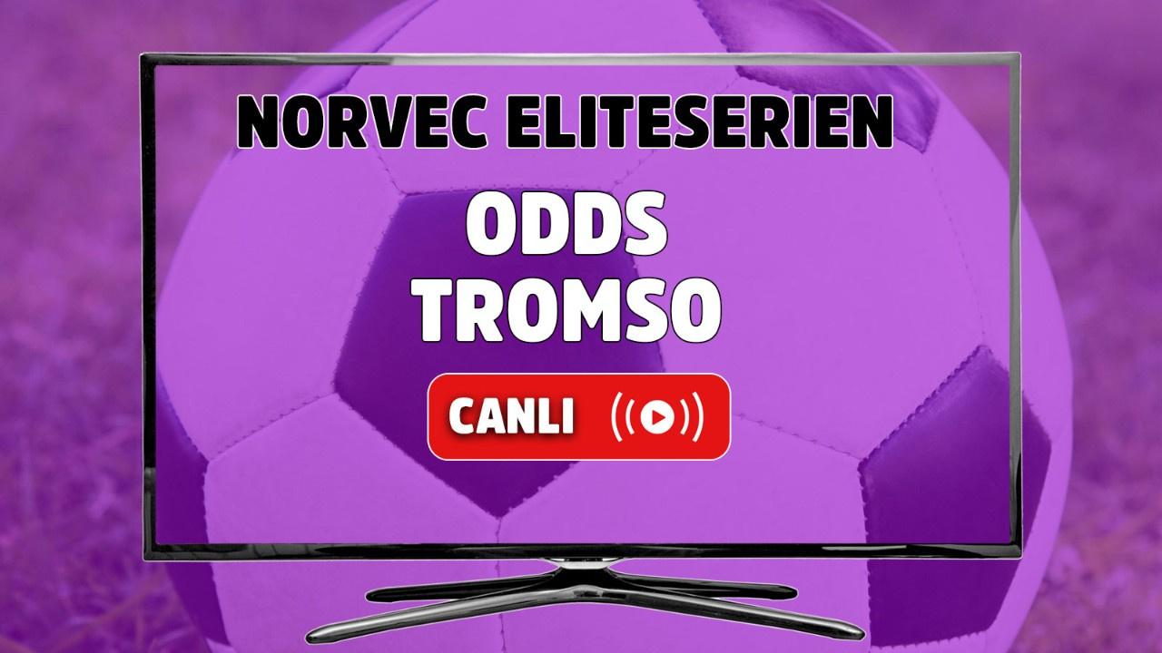 Odds - Tromsö Canlı maç izle