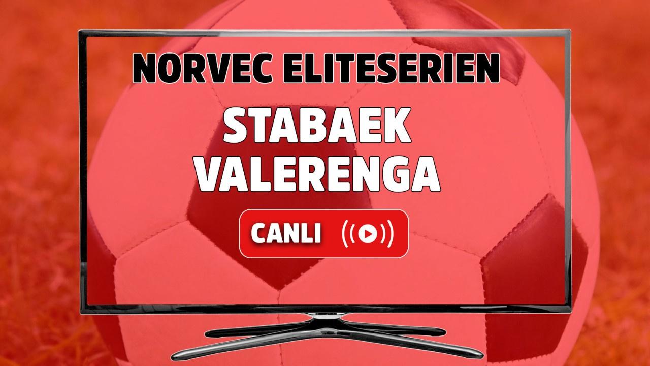Stabaek - Valerenga Canlı maç izle
