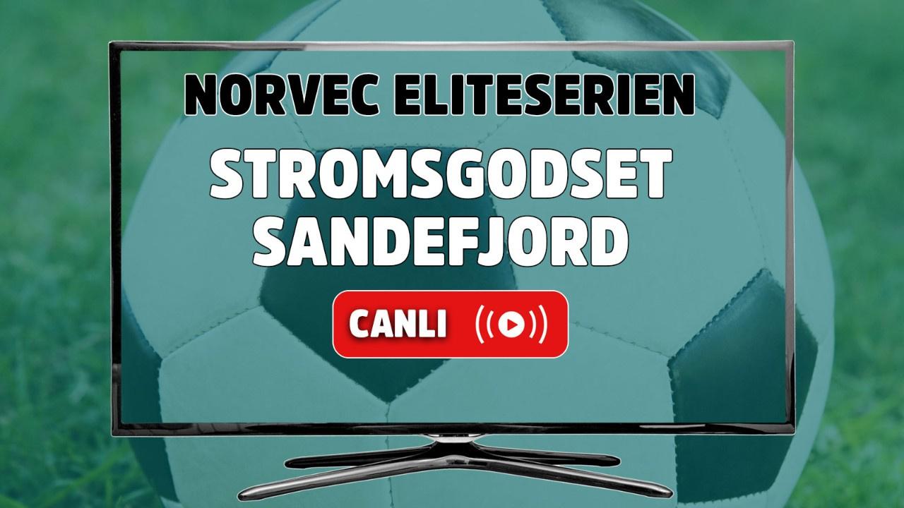 Stromsgodset - Sandefjord Canlı maç izle