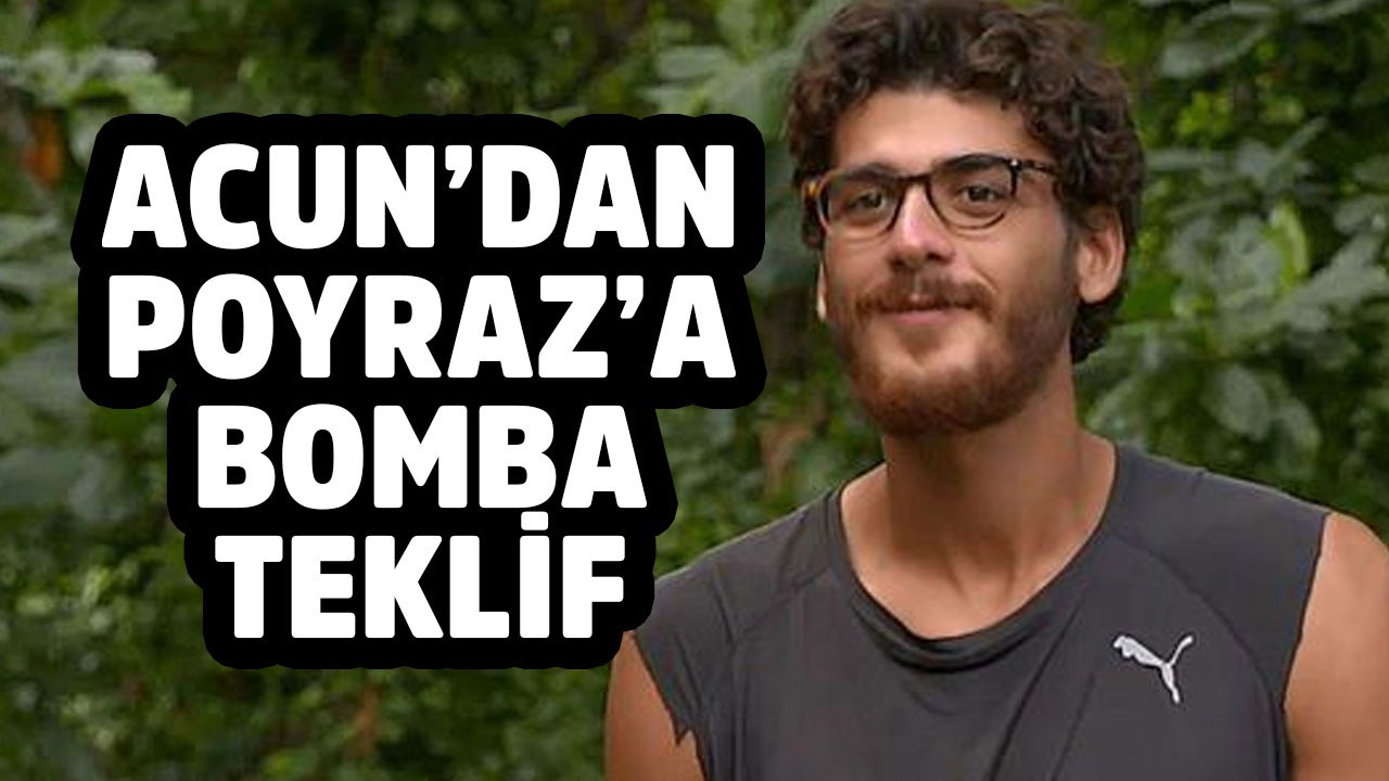 Acun Ilıcalı'dan Poyraz'a bomba teklif