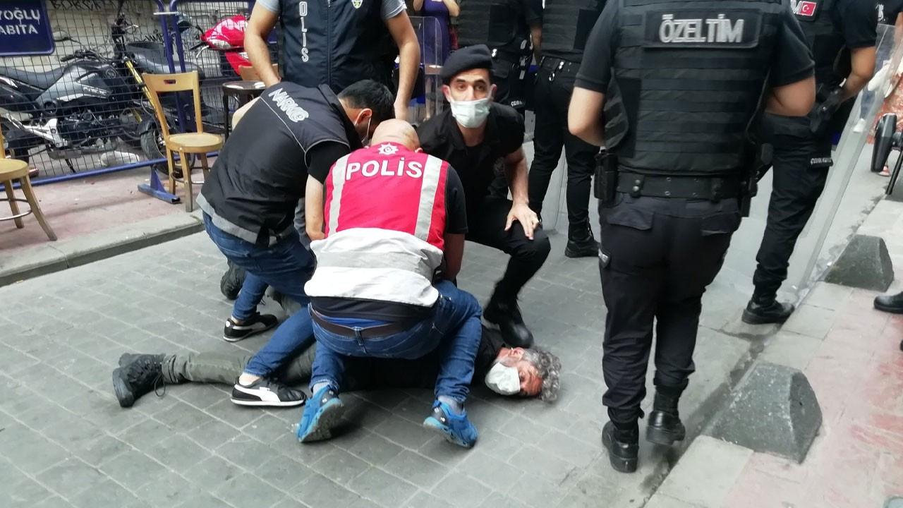 AFP muhabiri Bülent Kılıç gözaltına alındı
