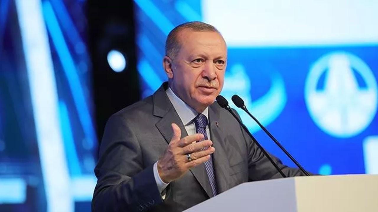 Erdoğan'dan Kanal İstanbul paylaşımı