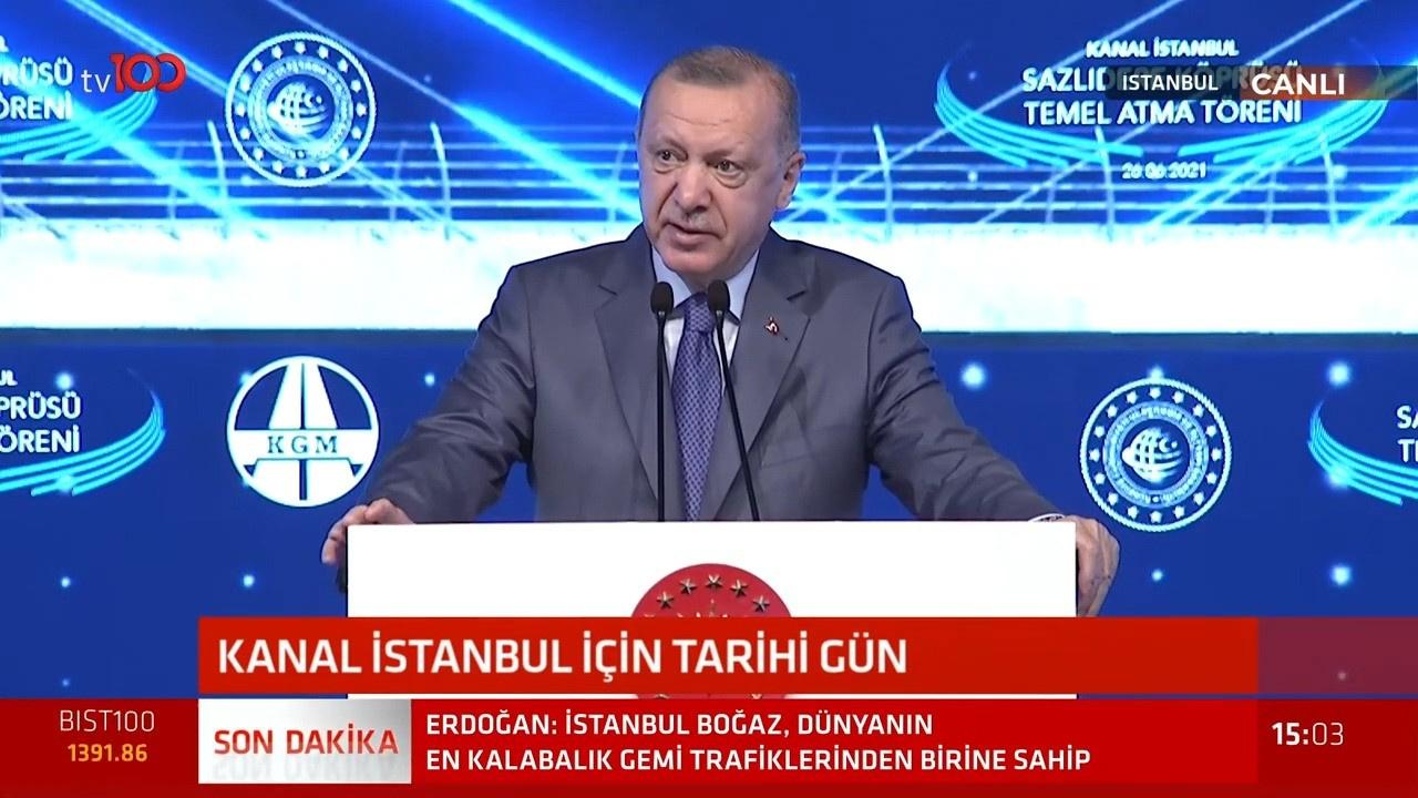 """""""Türkiye'nin kalkınma tarihinde yeni bir sayfa"""""""
