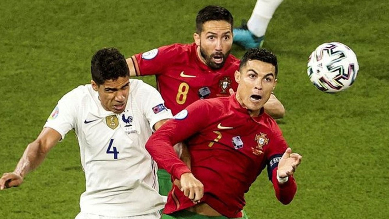 Portekiz 2 Fransa 2
