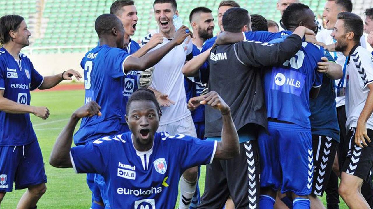 Prishtina 2 Inter Club 0
