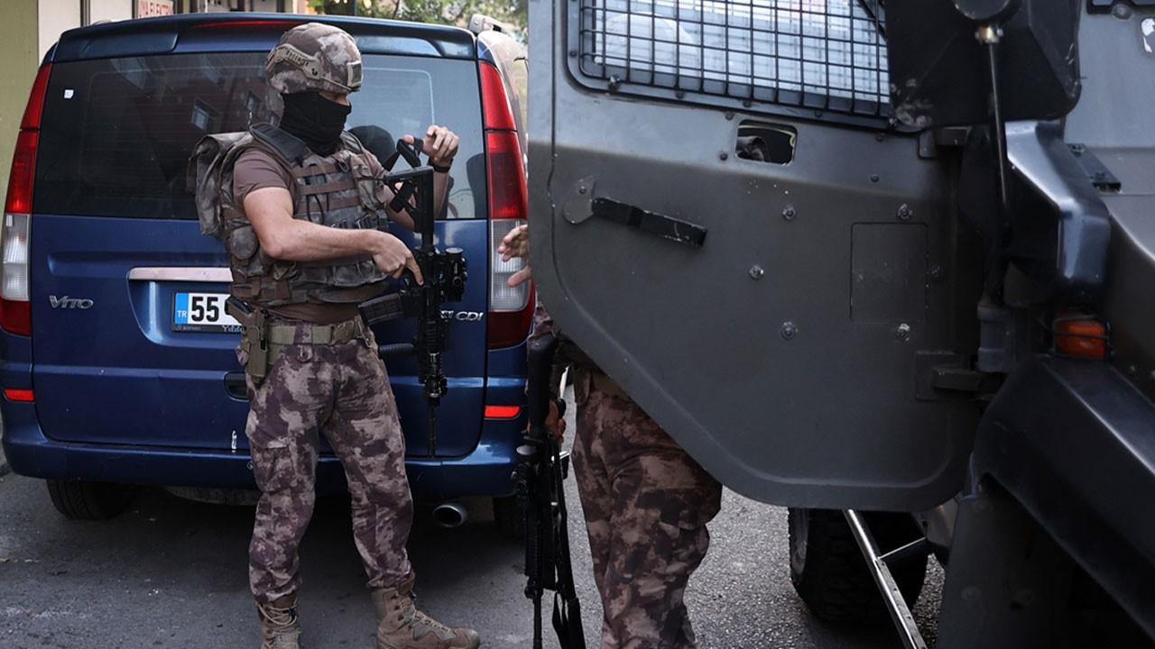 İstanbul'da uyuşturucu operasyonu! 24 gözaltı