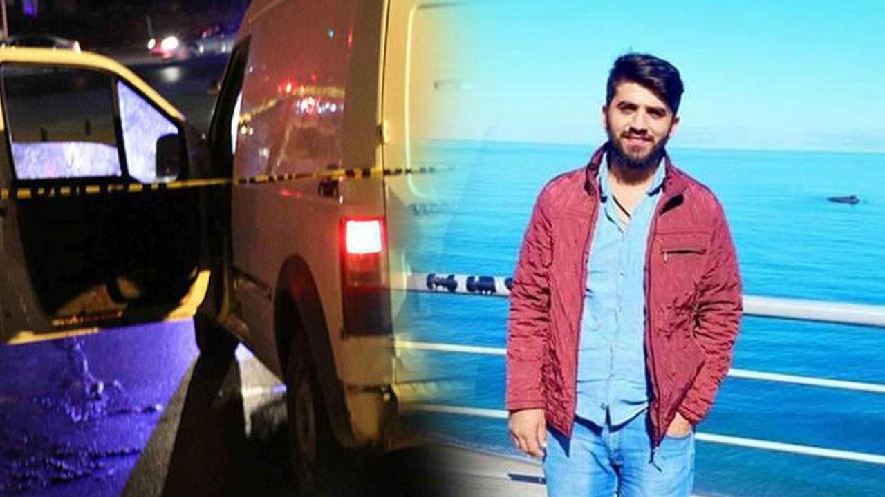 Yer: Gaziantep... Aracından inerken öldürüldü