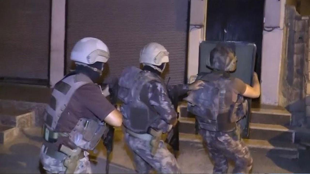 Çeşitli suçlardan aranan 45 kişi yakalandı
