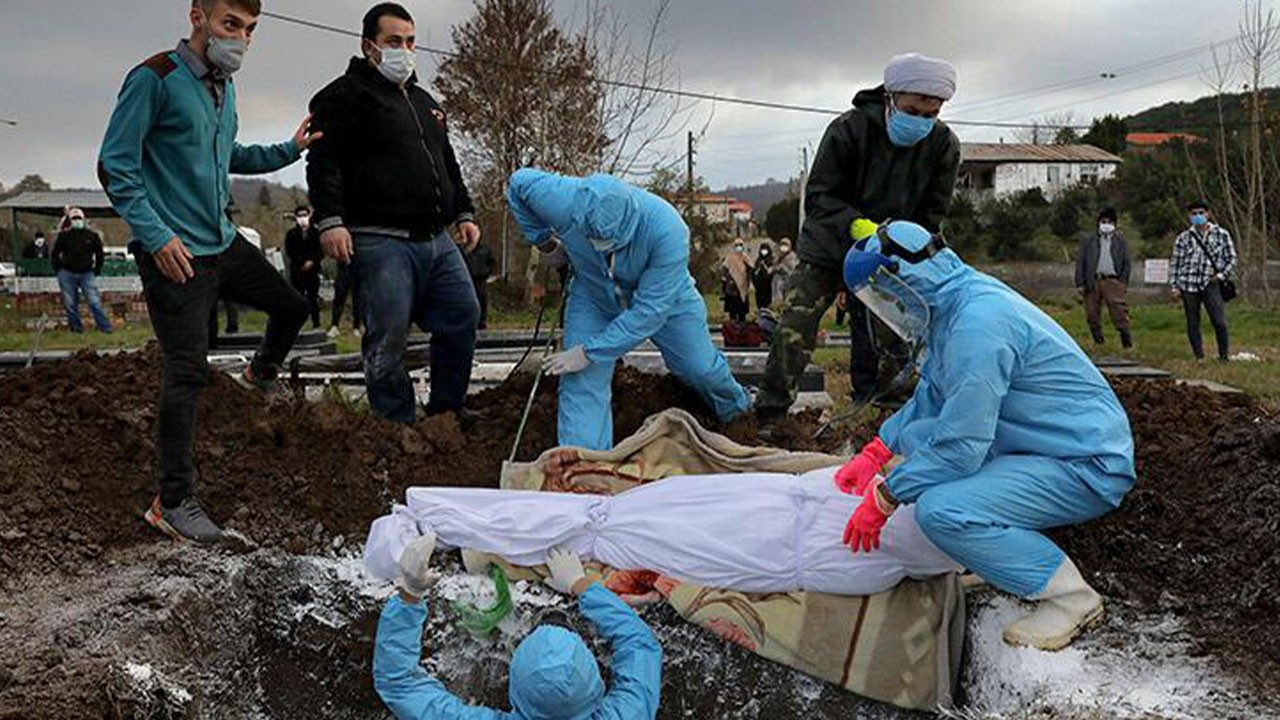 İran'da Kovid-19'dan ölüm sayısı 357 kişi oldu