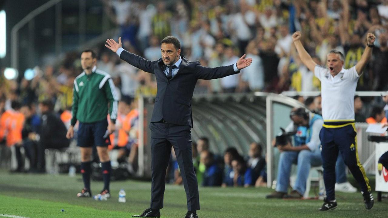 Fenerbahçe'nin yeni teknik direktörü açıklandı