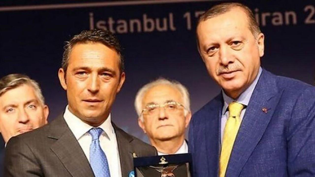 Erdoğan'dan Ali Koç'un 3 Temmuz mektubuna yanıt
