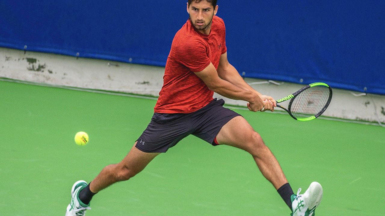 Milli tenisçi Çelikbilek Porto Open'da şampiyon!