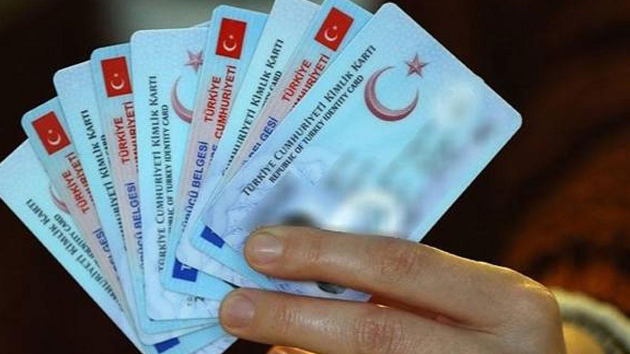 Emniyet'ten kimlik kartlarıyla ilgili genelge
