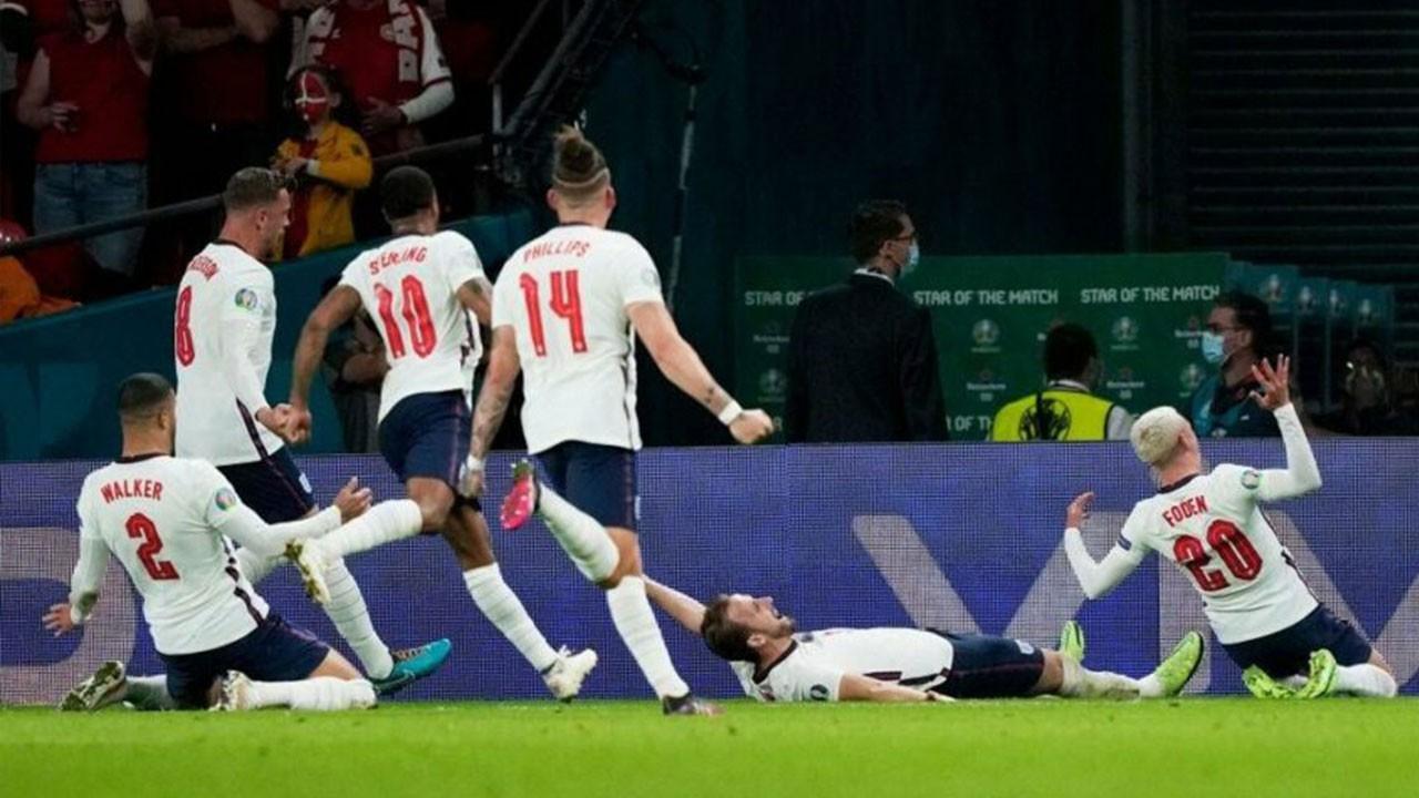 İngiltere, Danimarka'yı devirip finale yükseldi