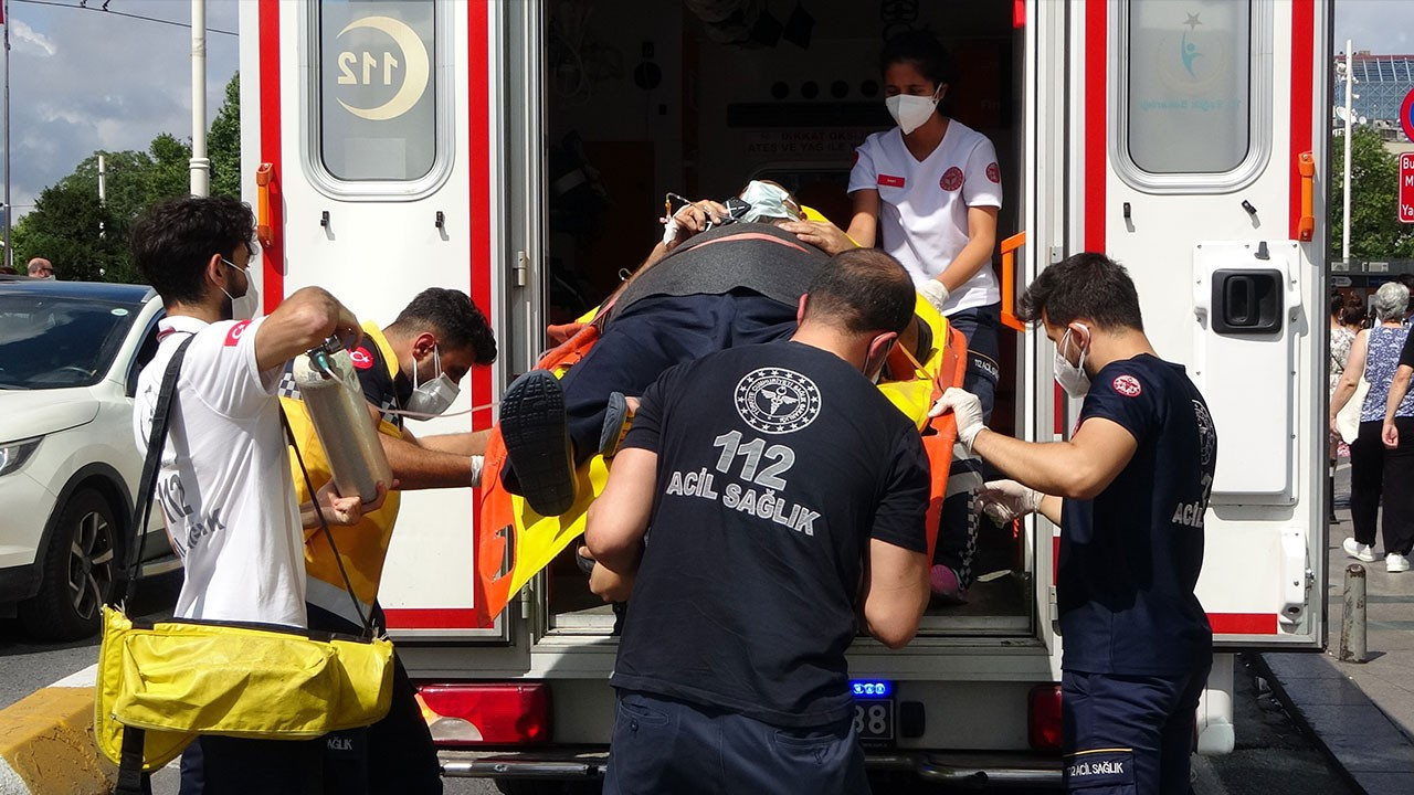 İstanbul'da otelde korona paniği
