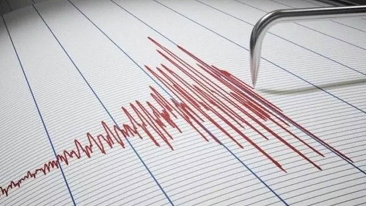 Son dakika haberi; İran'ın Fars kentinde 5.7 büyüklüğünde deprem
