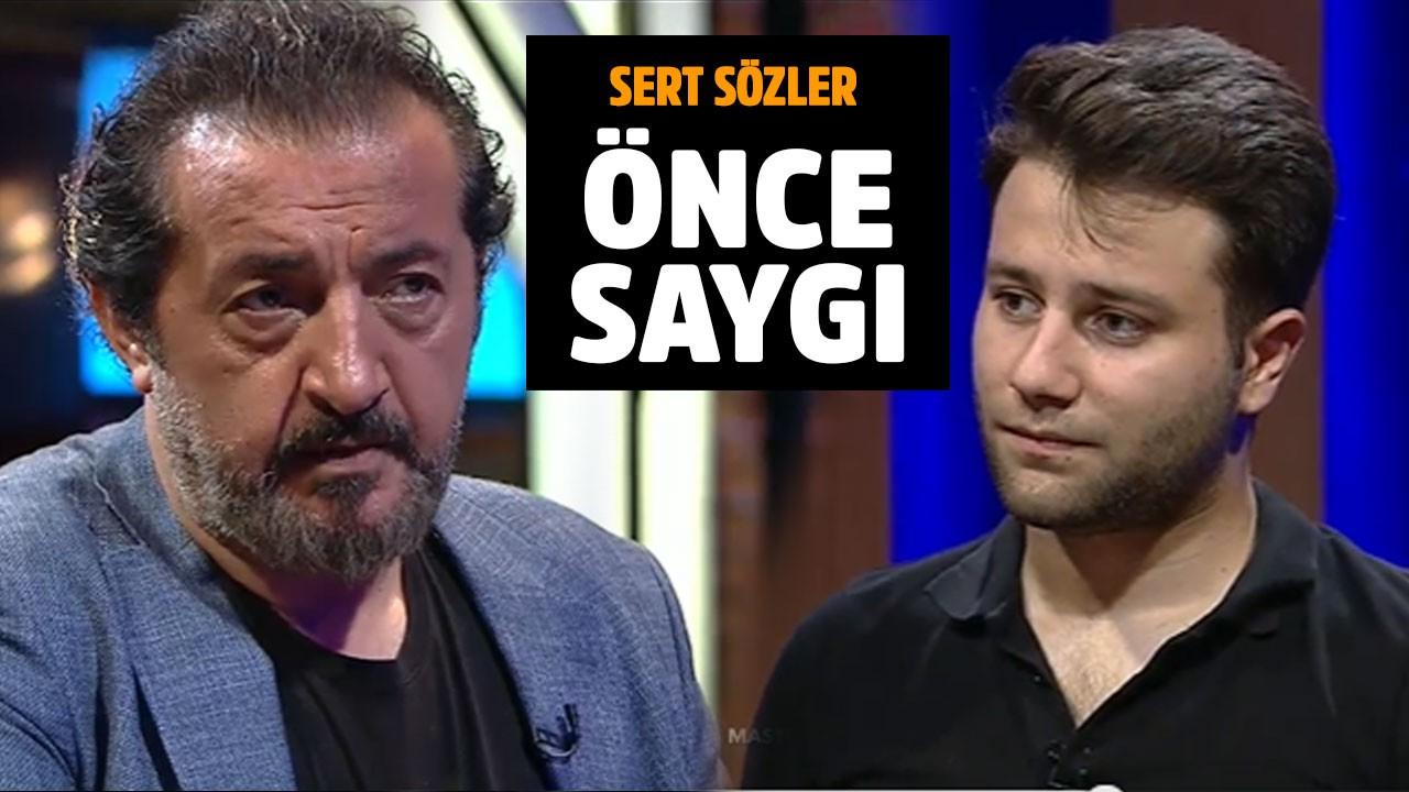 Mehmet Şef'ten sert sözler! Önce saygı