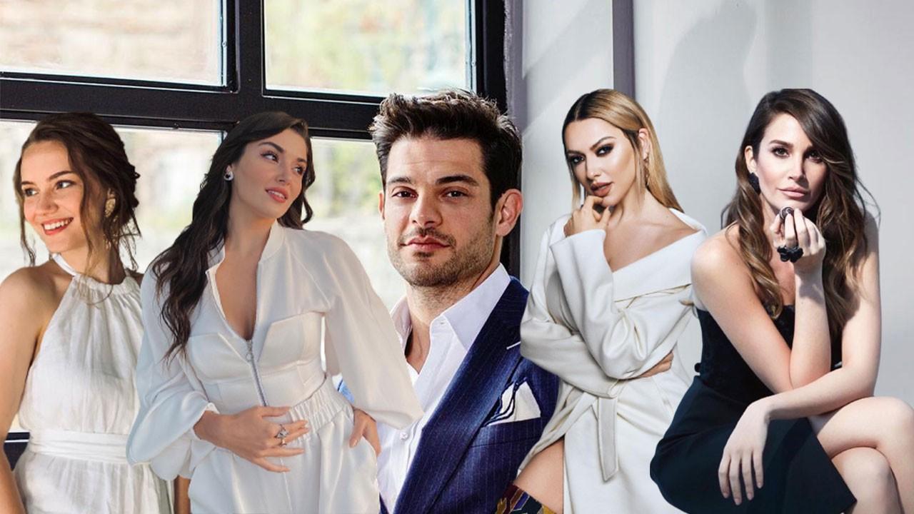 Mehmet Dinçerler'in kabarık aşk defteri!