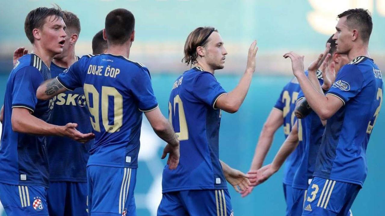 Valur 0 Dinamo Zagreb 2