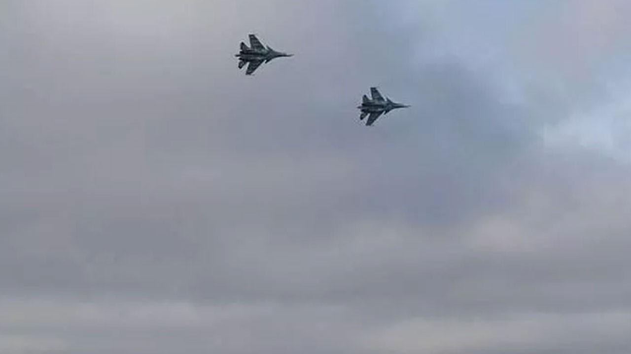 Rus ve ABD uçakları 2 kez karşılaştı