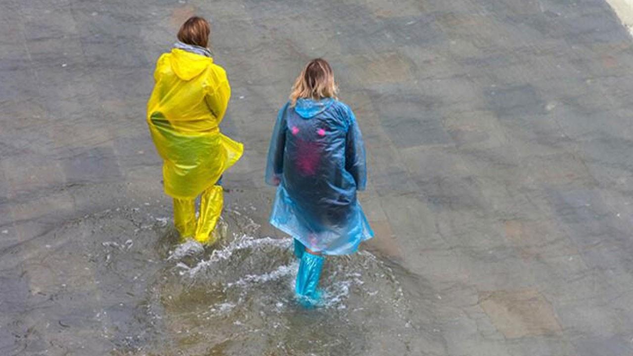 NASA uyardı!  Haftalarca sürecek sel geliyor!