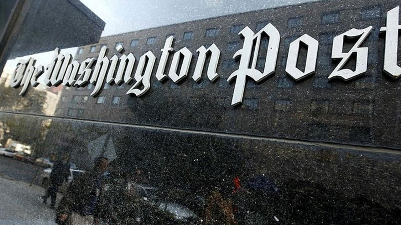 Washington Post'a tam sayfa 15 Temmuz ilanı