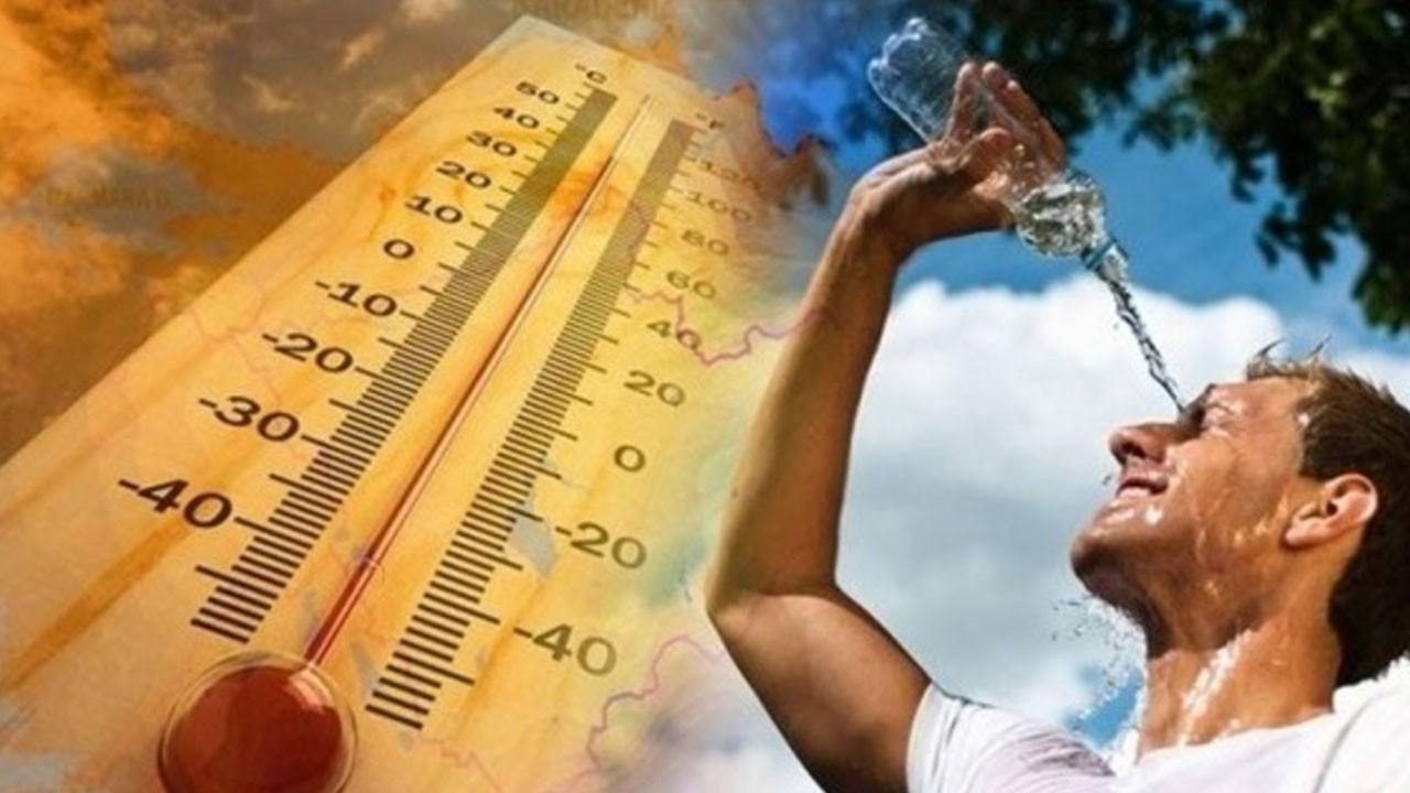Sıcaklık daha da yükseliyor! Aman dikkat!