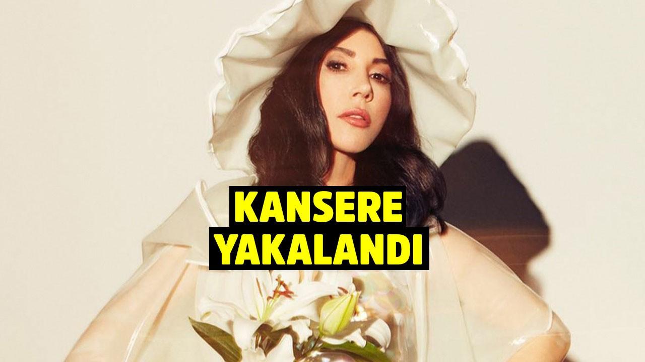 Hande Yener kansere yakalandığını itiraf etti!