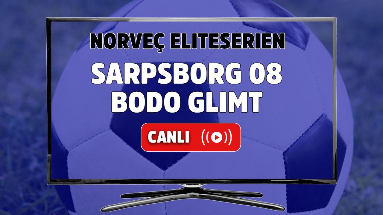 Sarpsborg 08 - Bodo Glimt Canlı