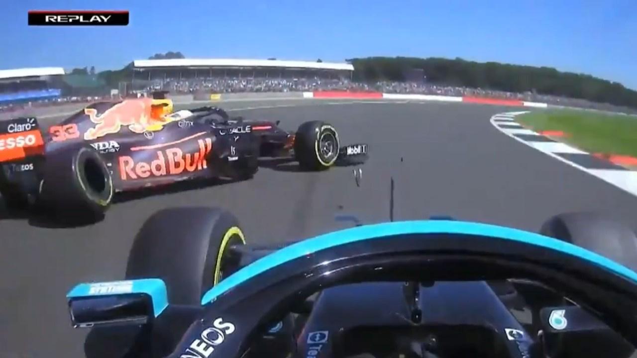 Formula 1'de korkunç kaza!