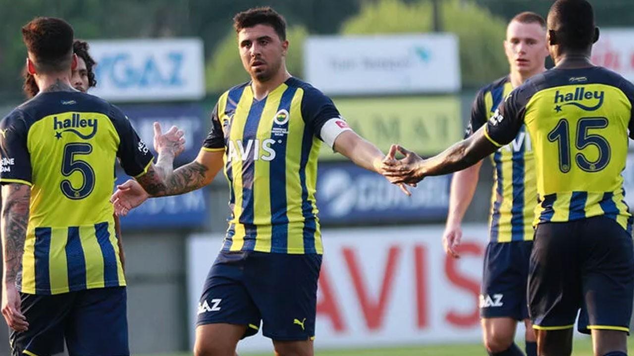 Fenerbahçe, Kasımpaşa'yı farklı geçti
