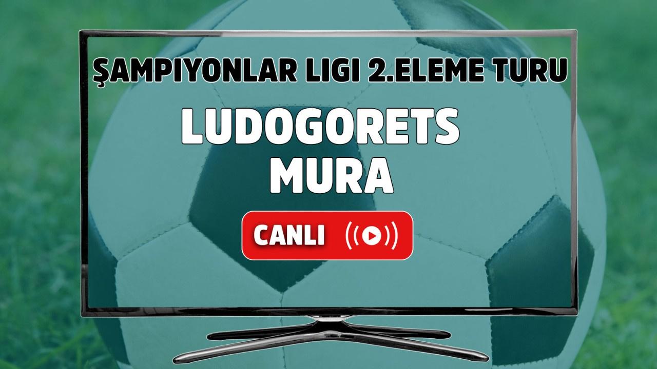 Ludogorets - Mura Canlı