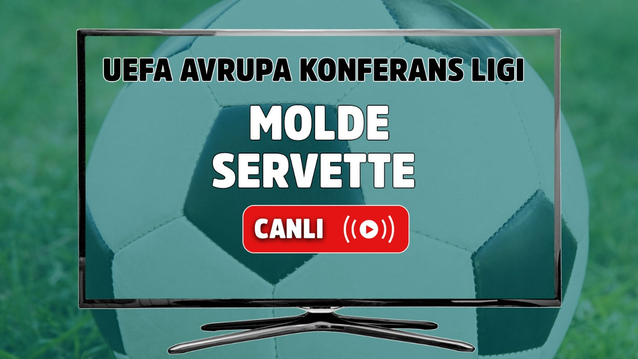 Molde - Servette Canlı