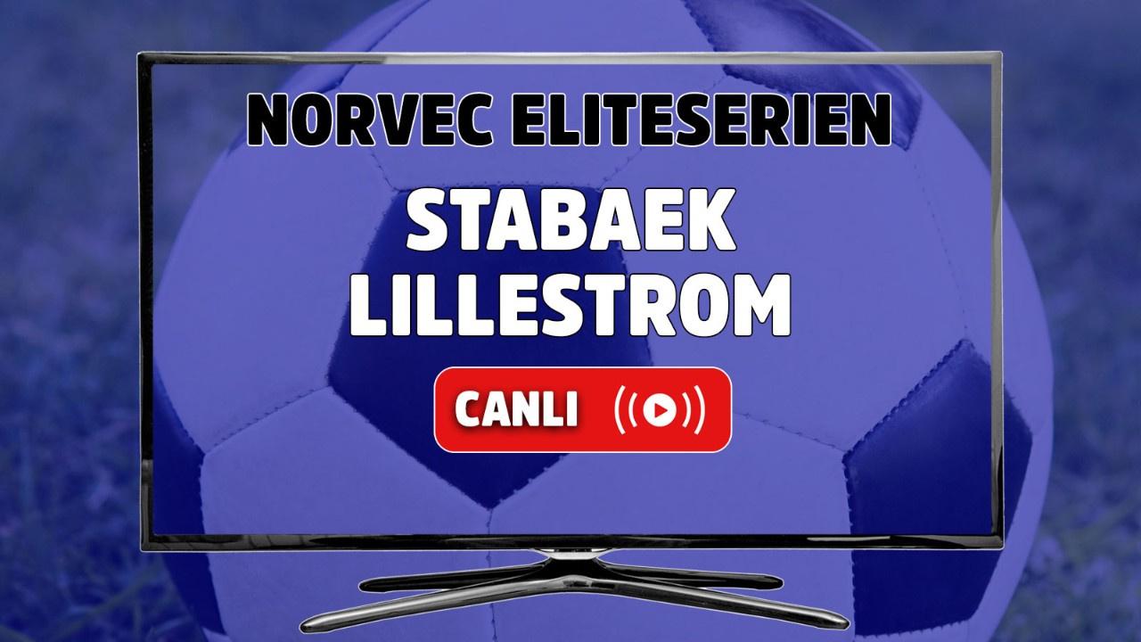 Stabaek - Lilleström Canlı