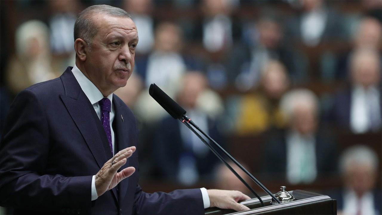 Cumhurbaşkanı Erdoğan: İktidarda olduğumuz sürece, bize sığınan Allah'ın kullarını katillerin kucağına atmayız