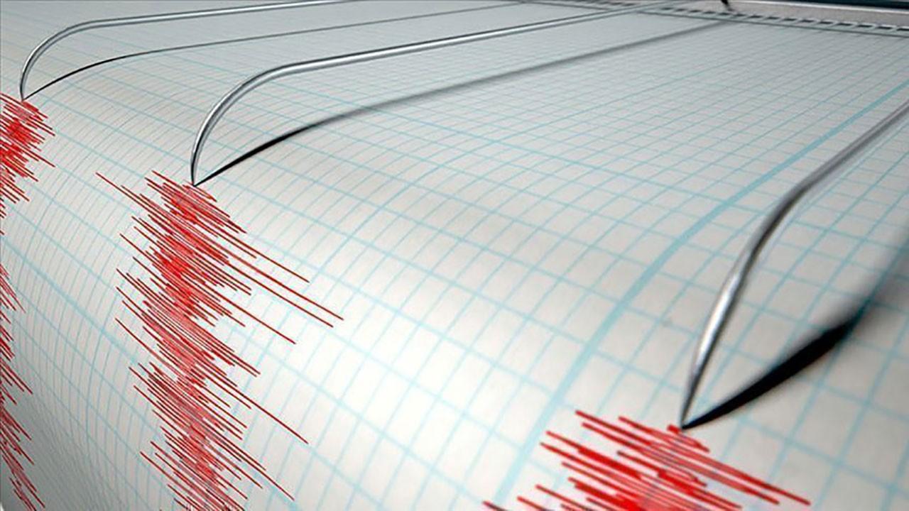 Ege'de Muğla'nın Datça ilçesinde 4.6 büyüklüğünde deprem meydana geldi
