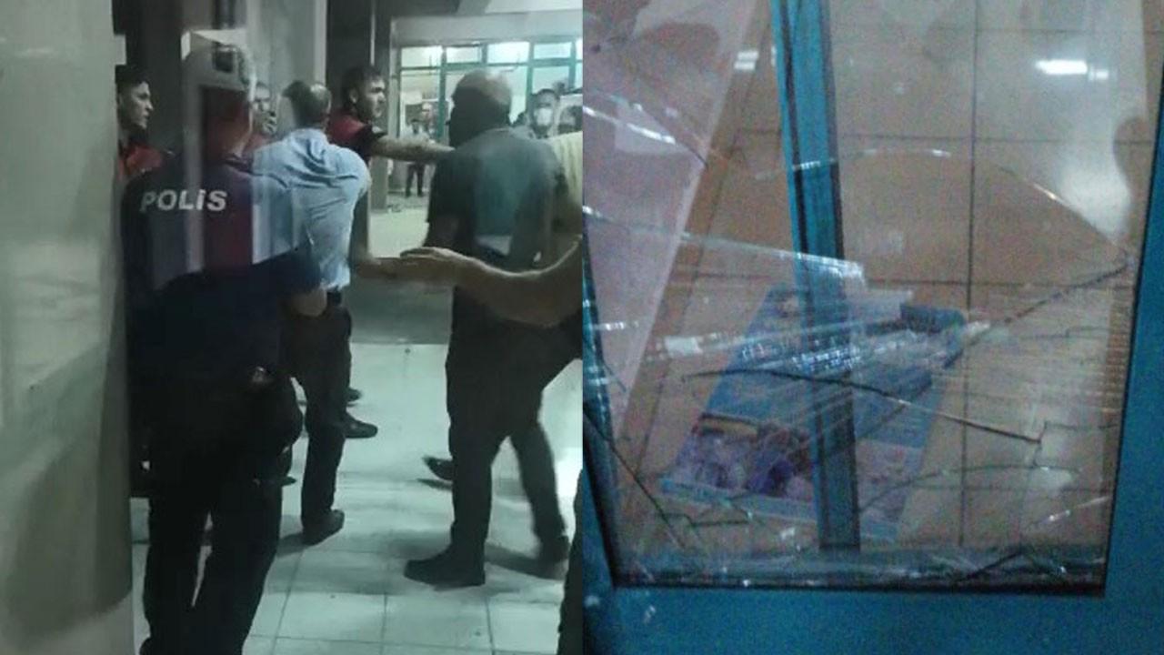 Diyarbakır'da polise ve sağlıkçılara şiddet