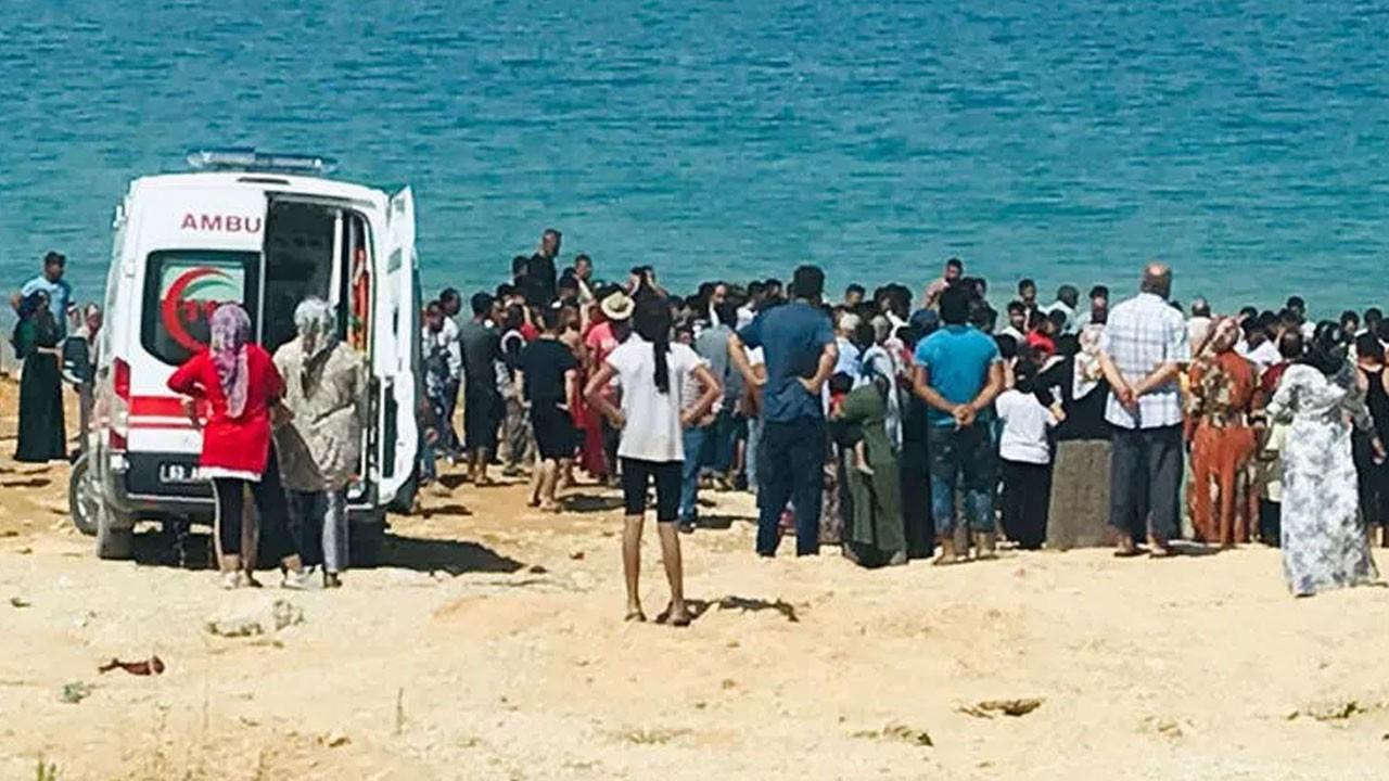 Bir acı haber de Şanlıurfa'dan! 2 arkadaş baraj gölünde boğuldu