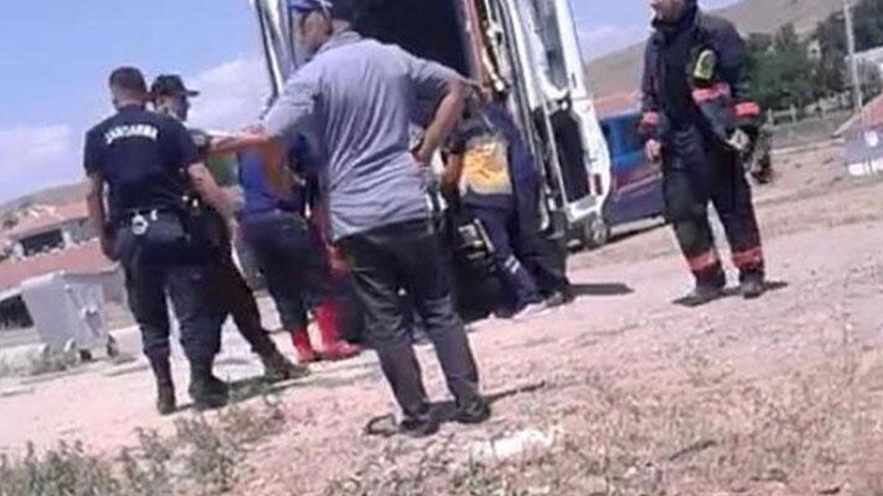 Ankara'da kahreden ölüm! İtfaiye eri...