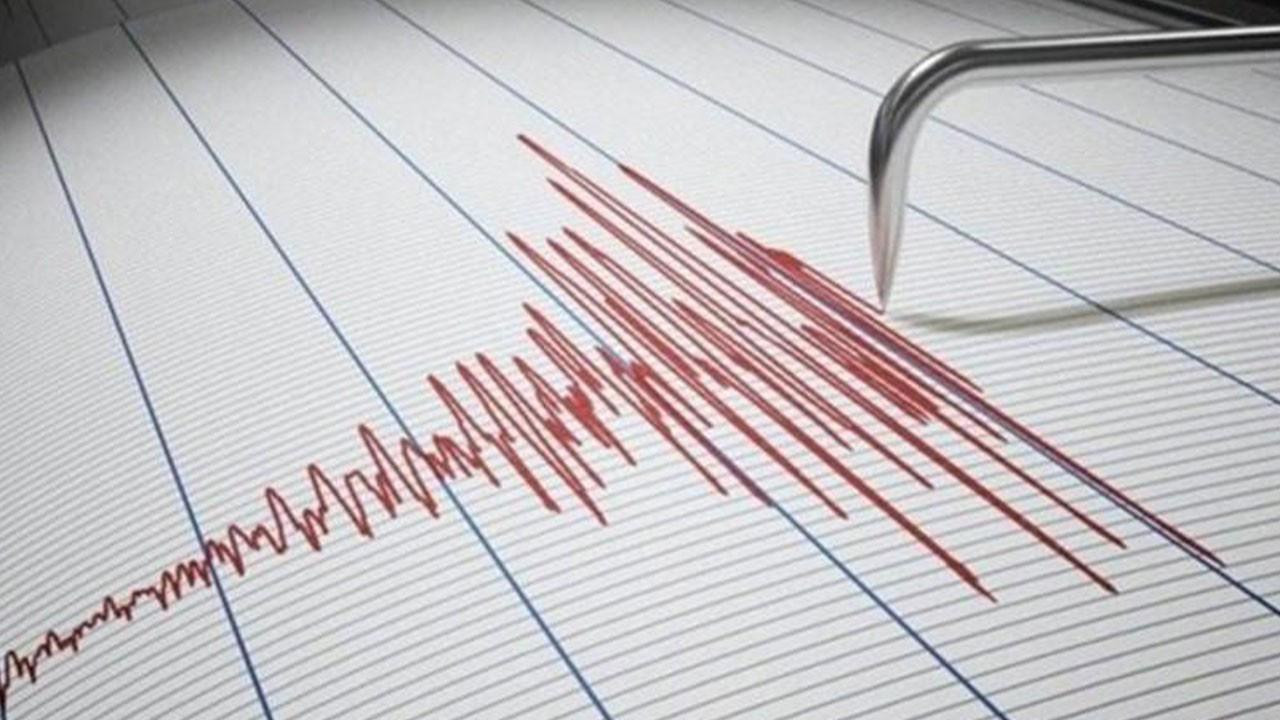 İzmir'de 4.2 büyüklüğünde deprem meydana geldi