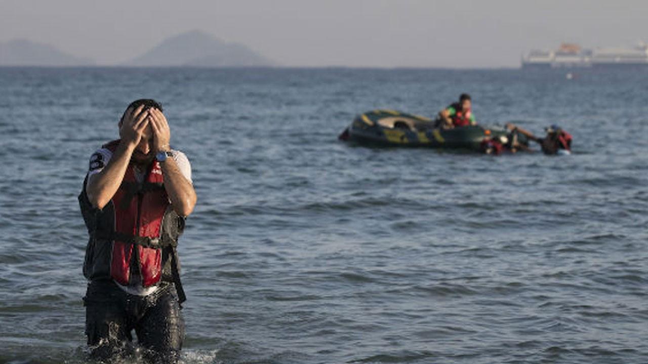 İnsanlık ayıbı! Akdeniz'de 970 göçmen can verdi