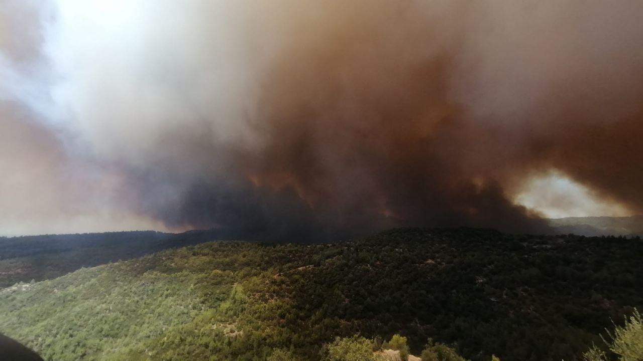 Son yılların en büyük yangını! İşte Manavgat'taki felaketten görüntüler... - Sayfa 3