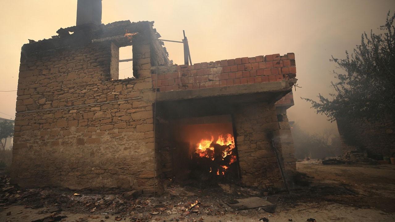 Manavgat'ta gün ağarınca feci tablo ortaya çıktı