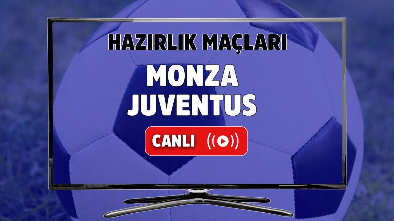 Monza – Juventus Canlı