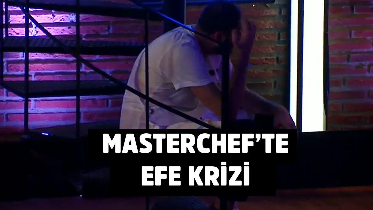 MasterChef'te yarışmacı Efe krizi! MasterChef 30 Temmuz 2021 kim elendi?