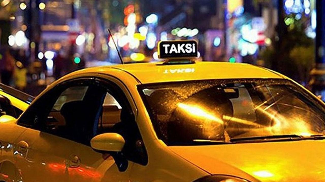 İBB 150 havalimanı taksisinin ruhsatını iptal etti