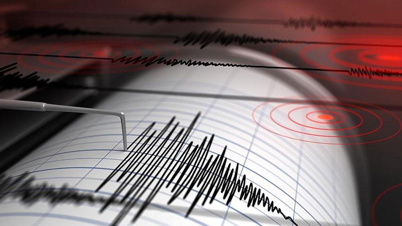Son dakika... Datça'da bir deprem daha
